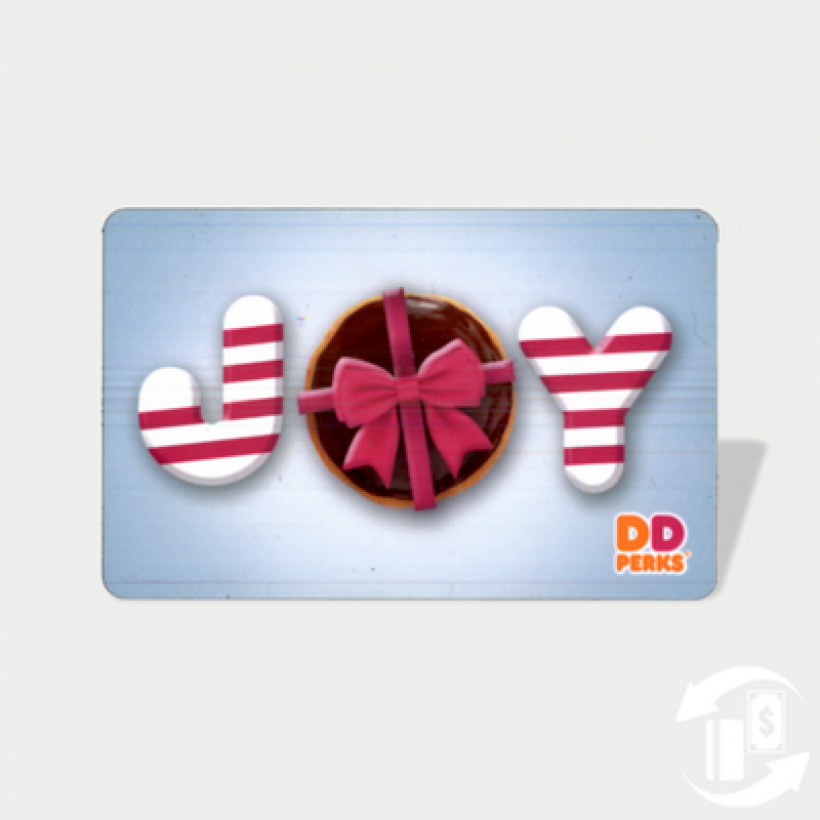 Joy Holiday Card – Dunkin Donuts