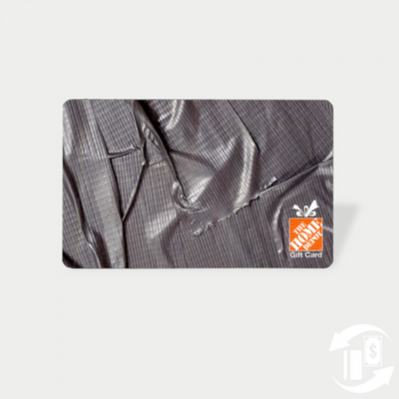 Tangible Duct Tape – Home Depot Gift Card
