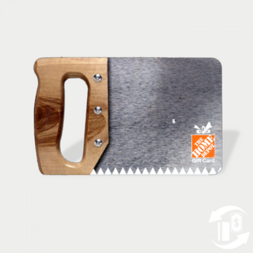 Hand Saw – Home Depot Gift Card